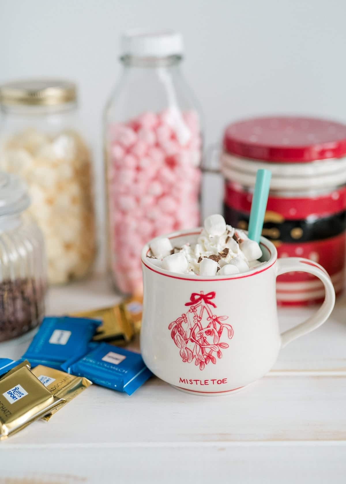 steamed hot chocolate recipe