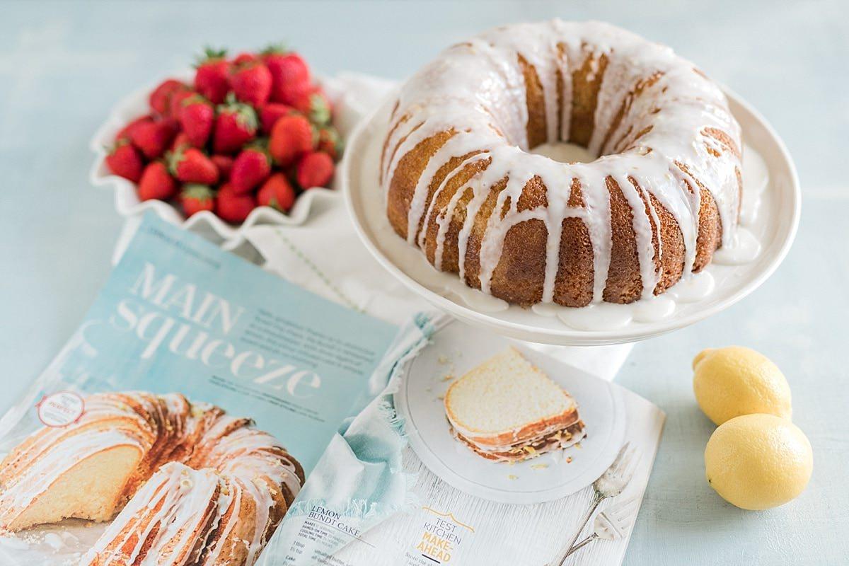 Lemon Bundt Cake Baked Bree