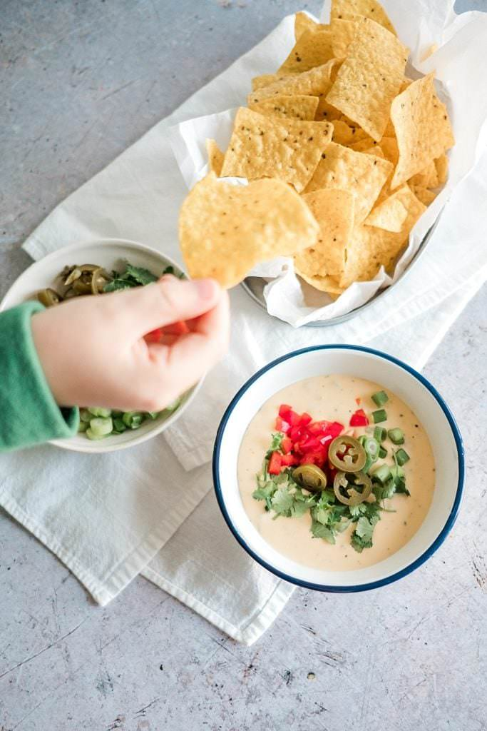 The Best Queso Recipe