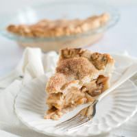 Anna Olson Apple Pie