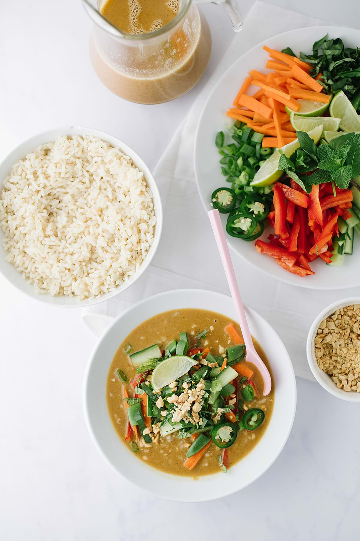 Thai Curry Bowls