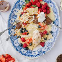 The Best Parisian Blender Crepes