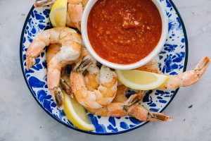 ina garten roasted shrimp cocktail