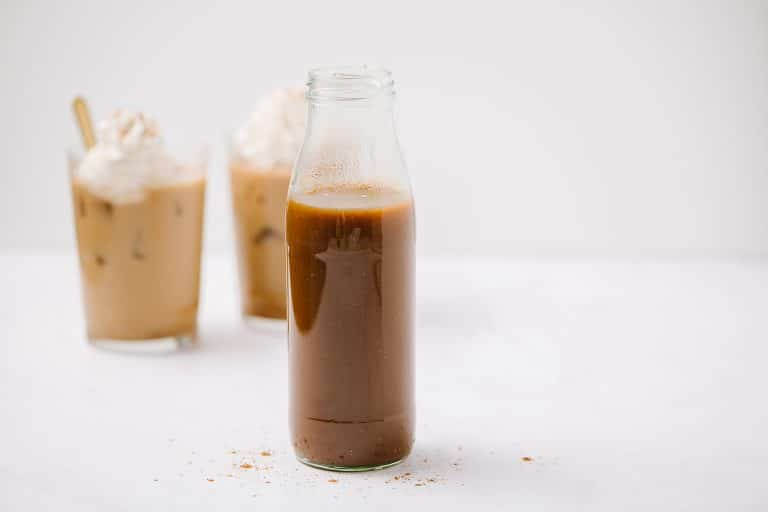 Dairy-Free Pumpkin Spice Syrup