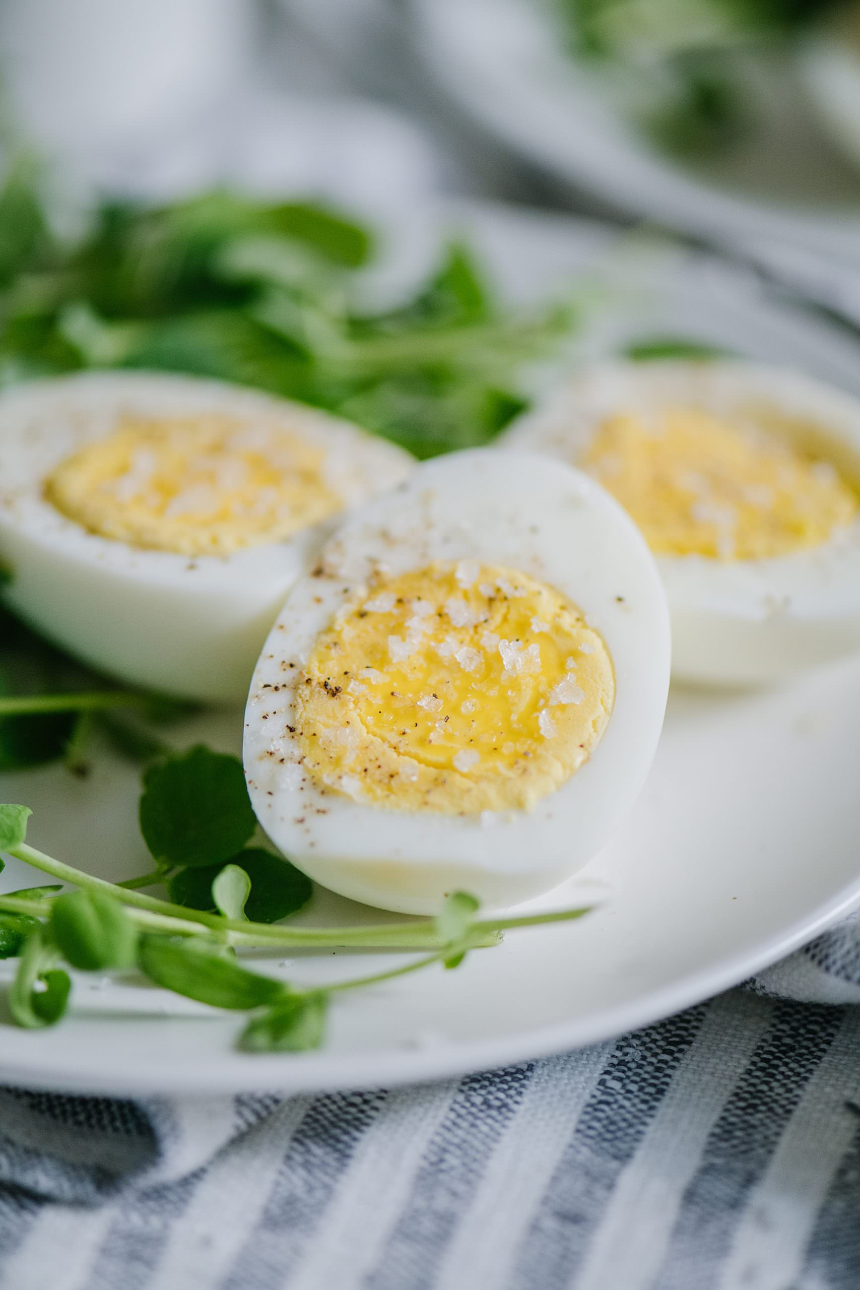 Perfect Hard Boiled Eggs (Four Ways!)   Baked Bree