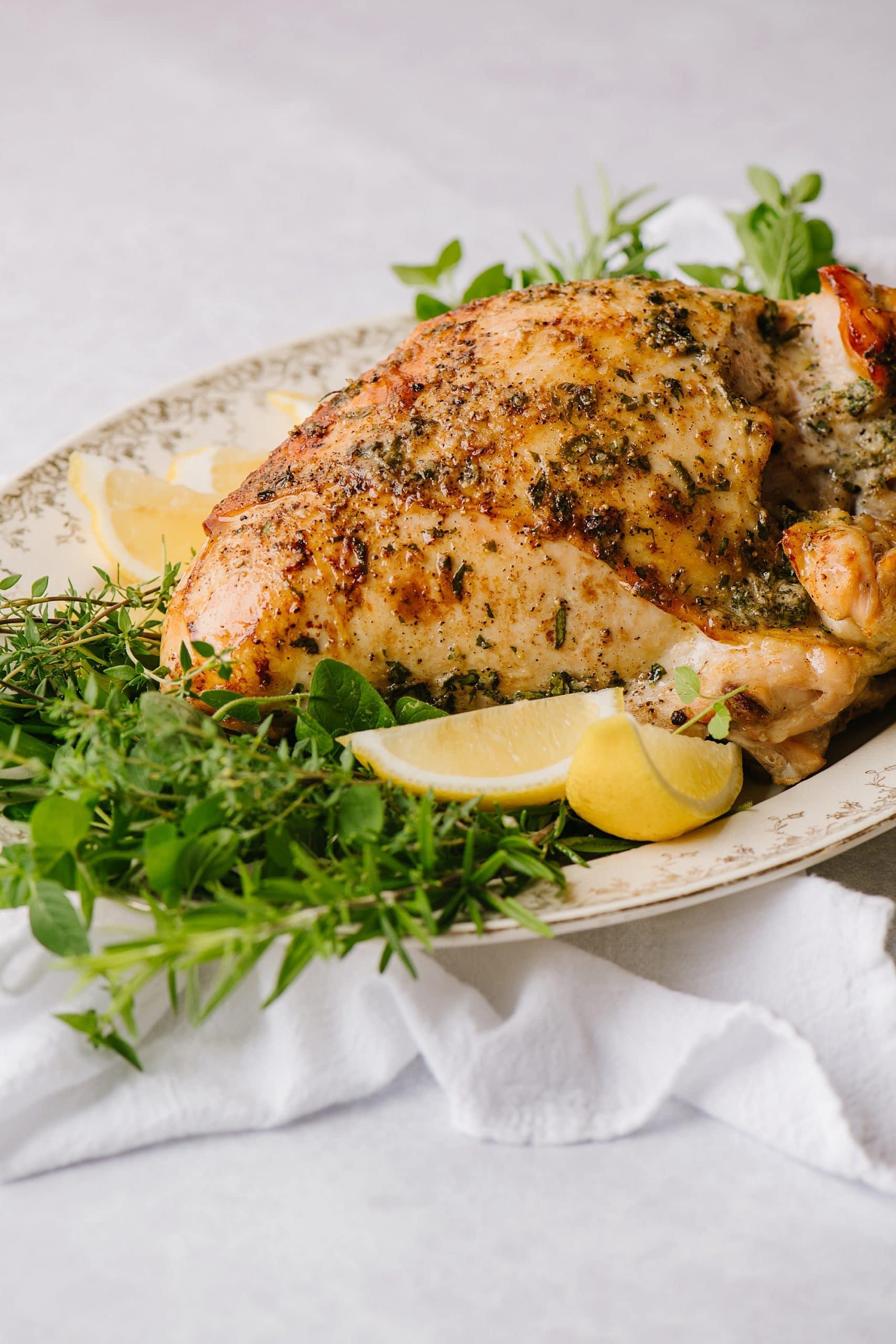 the best brined turkey breast recipe baked bree the best brined turkey breast recipe