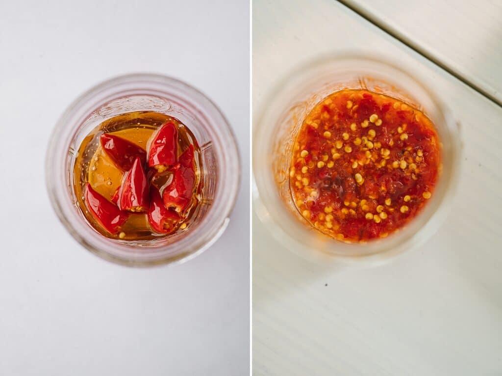 how to make homemade hot honey