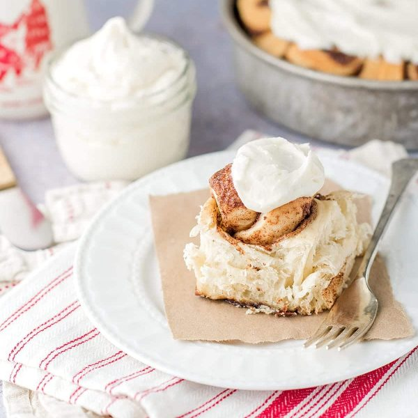 Best Homemade Cinnamon Roll Recipe with Cream Cheese Frosting